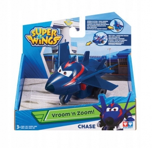 COBI Super Wings pojazd Agent Chace 720123