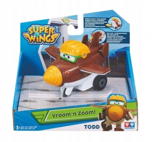 COBI Super Wings pojazd Todd 720122